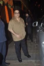 Rajkumar Santoshi at Amitabh Bachchan and family celebrate Diwali in style on 23rd Oct 2014