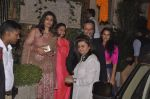 Raveena Tandon at Amitabh Bachchan and family celebrate Diwali in style on 23rd Oct 2014
