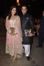 Ronit Roy at Amitabh Bachchan and family celebrate Diwali in style on 23rd Oct 2014