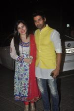 Shabbir Ahluwalia at Amitabh Bachchan and family celebrate Diwali in style on 23rd Oct 2014 (235)_544a4a2657436.JPG