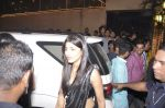 Shruti Hassan at Amitabh Bachchan and family celebrate Diwali in style on 23rd Oct 2014