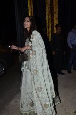 Sonam Kapoor at Amitabh Bachchan and family celebrate Diwali in style on 23rd Oct 2014
