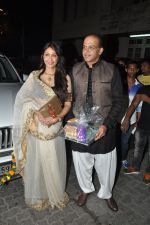 Sunita Gowariker, Ashutosh Gowariker at Aamir Khan_s Diwali Bash in Mumbai on 23rd Oct 2014 (214)_544a385307aea.JPG
