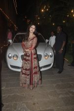 Urmila Matondkar at Amitabh Bachchan and family celebrate Diwali in style on 23rd Oct 2014