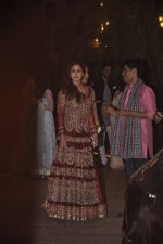 Urmila Matondkar, Manish Malhotra at Amitabh Bachchan and family celebrate Diwali in style on 23rd Oct 2014
