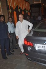 at Amitabh Bachchan and family celebrate Diwali in style on 23rd Oct 2014