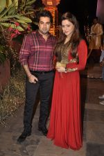 Aamna Sharif at Sachiin Joshi_s Diwali bash in Mumbai on 24th Oct 2014 (122)_544b8e5237bfd.JPG