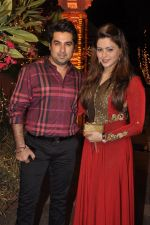 Aamna Sharif at Sachiin Joshi_s Diwali bash in Mumbai on 24th Oct 2014 (123)_544b8e52b09c4.JPG
