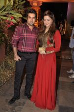 Aamna Sharif at Sachiin Joshi_s Diwali bash in Mumbai on 24th Oct 2014 (120)_544b8e512139d.JPG