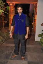Shabbir Ahluwalia at Sachiin Joshi_s Diwali bash in Mumbai on 24th Oct 2014 (72)_544b90e308025.JPG