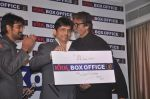 Amitabh Bachchan, Kamal Rashid Khan at KRK BOX OFFICE WEBSITE LAUNCH in Mumbai on 25th Oct 2014(118)_544cd03c12b89.JPG