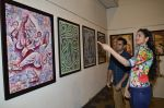 Bhairavi Goswami at Dr.Seema Chaudhary & Nitin Chaudhary_s art show inauguration in Prince of Vales on 26th Oct 2014 (52)_544e1bcbda509.JPG