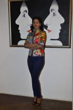 Bhairavi Goswami at Dr.Seema Chaudhary & Nitin Chaudhary_s art show inauguration in Prince of Vales on 26th Oct 2014 (63)_544e1bd45e0ae.JPG