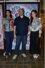 Bhairavi Goswami, Sana Khan at Dr.Seema Chaudhary & Nitin Chaudhary_s art show inauguration in Prince of Vales on 26th Oct 2014 (103)_544e1bd88ee3b.JPG