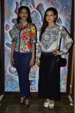 Bhairavi Goswami, Sana Khan at Dr.Seema Chaudhary & Nitin Chaudhary_s art show inauguration in Prince of Vales on 26th Oct 2014 (105)_544e1bda0c2e8.JPG
