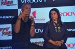 Neeraj Roy, Farah Khan at Happy New Year game launch by Hungama in Taj Land_s End, Mumbai on 27th Oct 2014 (123)_544f75acc044b.JPG