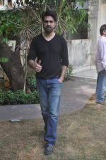 Harman Baweja talk about Char Sahibzaade in Mumbai on 28th Oct 2014 (5)_545094c739400.JPG