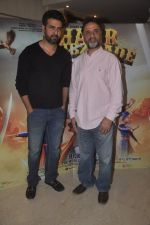 Harman Baweja, Harry Baweja talk about Char Sahibzaade in Mumbai on 28th Oct 2014 (4)_545094c807fe2.JPG