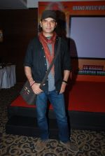 Mohit Chauhan releases song dedicated to Nation and Modi in Andheri, Mumbai on 28th Oct 2014 (8)_545093e9ef98a.JPG
