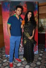 Nandana Sen, Randeep Hooda promotes Rang Rasiya in Sun N Sand on 28th Oct 2014 (26)_5450945bb5e96.JPG