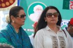 Poonam Dhillon, Poonam Sinha at Swacch Bharat campaign in MMRDA on 28th Oct 2014 (18)_5450935b56dae.JPG