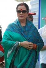 Poonam Sinha at Swacch Bharat campaign in MMRDA on 28th Oct 2014 (6)_5450935ebf70e.JPG
