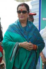 Poonam Sinha at Swacch Bharat campaign in MMRDA on 28th Oct 2014 (7)_5450935fa0f65.JPG