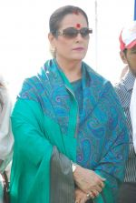 Poonam Sinha at Swacch Bharat campaign in MMRDA on 28th Oct 2014 (8)_54509360a2313.JPG