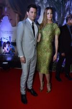 James Marsden & Michelle Monaghan at The Best of Me premiere in PVR, Mumbai on 29th Oct 2014 (52)_54521c3393639.JPG