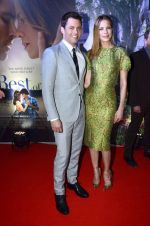 James Marsden & Michelle Monaghan at The Best of Me premiere in PVR, Mumbai on 29th Oct 2014 (55)_54521c35790d7.JPG