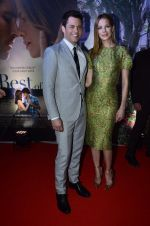 James Marsden & Michelle Monaghan at The Best of Me premiere in PVR, Mumbai on 29th Oct 2014 (57)_54521c72edb59.JPG