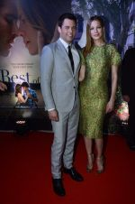 James Marsden & Michelle Monaghan at The Best of Me premiere in PVR, Mumbai on 29th Oct 2014 (58)_54521c3755ee0.JPG