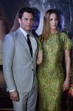 James Marsden & Michelle Monaghan at The Best of Me premiere in PVR, Mumbai on 29th Oct 2014 (60)_54521c38568ca.JPG