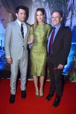 James Marsden & Michelle Monaghan at The Best of Me premiere in PVR, Mumbai on 29th Oct 2014 (64)_54521c3bc4917.JPG