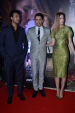 James Marsden & Michelle Monaghan at The Best of Me premiere in PVR, Mumbai on 29th Oct 2014 (74)_54521c7a5feab.JPG