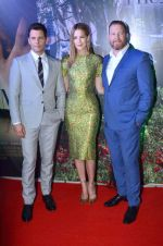 James Marsden & Michelle Monaghan at The Best of Me premiere in PVR, Mumbai on 29th Oct 2014 (50)_54521c32c6d23.JPG