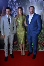 James Marsden & Michelle Monaghan at The Best of Me premiere in PVR, Mumbai on 29th Oct 2014 (51)_54521c715aa04.JPG