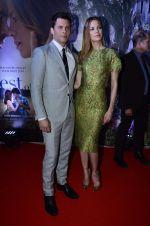 James Marsden & Michelle Monaghan at The Best of Me premiere in PVR, Mumbai on 29th Oct 2014 (53)_54521c34660b8.JPG