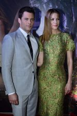 James Marsden & Michelle Monaghan at The Best of Me premiere in PVR, Mumbai on 29th Oct 2014 (59)_54521c73ef2b8.JPG