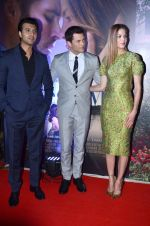 James Marsden & Michelle Monaghan at The Best of Me premiere in PVR, Mumbai on 29th Oct 2014 (73)_54521c3f40089.JPG