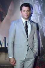 James Marsden at The Best of Me premiere in PVR, Mumbai on 29th Oct 2014 (55)_54521c80ae276.JPG