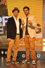 Jigar, Sachin at Happy Ending music launch in Taj Land_s End on 29th Oct 2014 (156)_54522adb26ba6.JPG