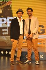 Jigar, Sachin at Happy Ending music launch in Taj Land_s End on 29th Oct 2014 (157)_54522adc3fa32.JPG