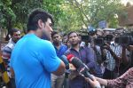 Saahil Khan snapped at Andheri Court in Mumbai on 29th Oct 2014 (3)_5452265e6c976.JPG