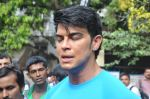 Saahil Khan snapped at Andheri Court in Mumbai on 29th Oct 2014 (5)_5452265fc05ed.JPG
