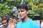 Saahil Khan snapped at Andheri Court in Mumbai on 29th Oct 2014 (6)_545226608a15c.JPG