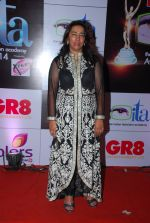 Anu Ranjan at ITA Awards red carpet in Mumbai on 1st Nov 2014 (339)_545633640367e.JPG