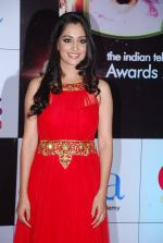 Deepika Samson at ITA Awards red carpet in Mumbai on 1st Nov 2014 (170)_54563549007ee.JPG