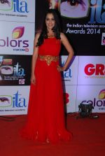Deepika Samson at ITA Awards red carpet in Mumbai on 1st Nov 2014 (174)_5456354e08e84.JPG