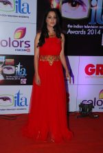 Deepika Samson at ITA Awards red carpet in Mumbai on 1st Nov 2014 (165)_54563541d0bd6.JPG